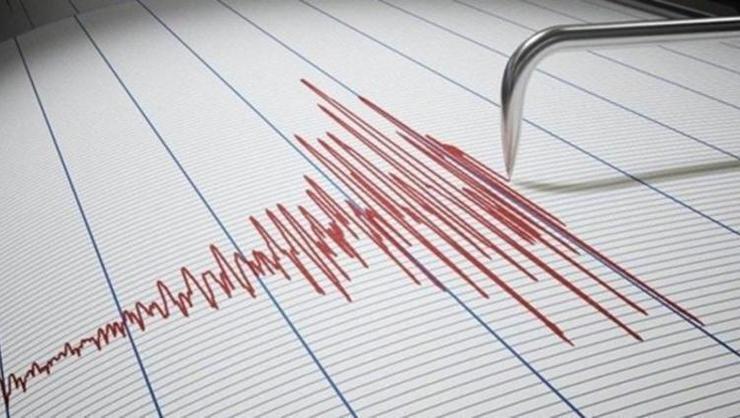 Balıkesir'de şiddetli deprem