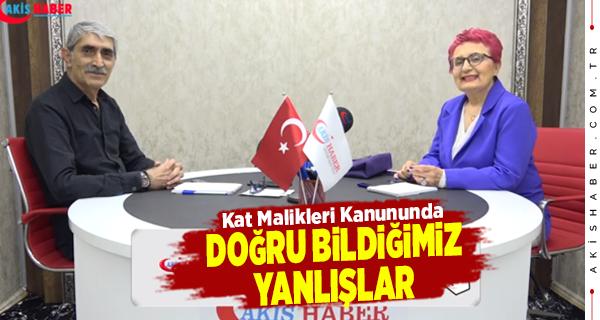 Akis Haber TV'nin konuğu Nuray Pakatçı