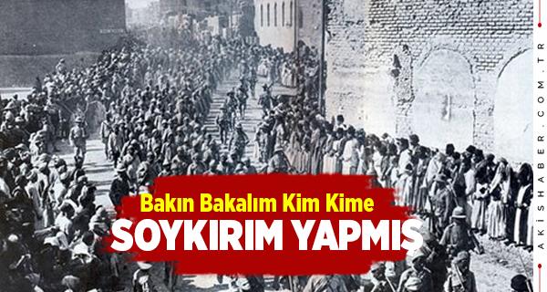 Tarih Tarih Sayı Sayı Ermeni Soykırımı