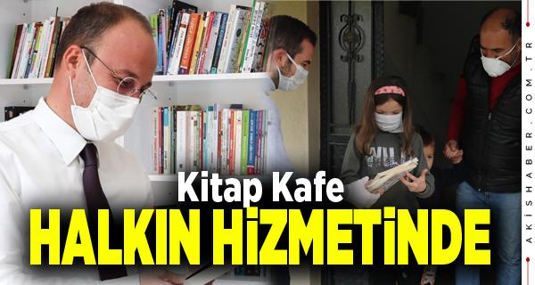 Pamukkale Belediyesi Kitapseverlerin Yanında