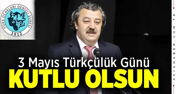 """Turgut Tok: """"Gün Birlik ve Dayanışma Günüdür"""""""