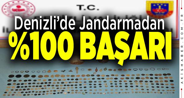 Denizli'de Jandarma 776 Olayı Aydınlattı