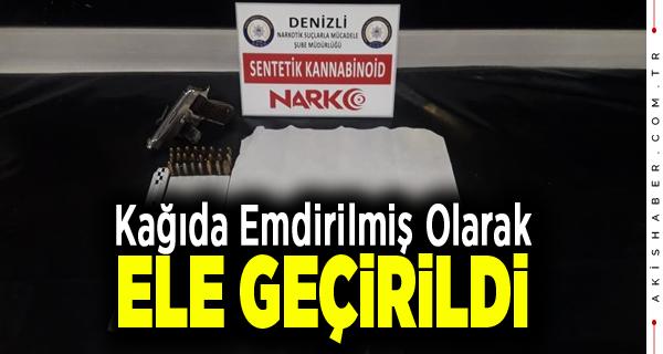 Denizli'de Zehir Tacirlerine Operasyon: 31 Gözaltı