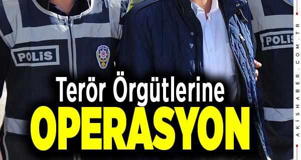 Denizli'de FETÖ'nün Adalet Mahrem Yapılanmasına Operasyon