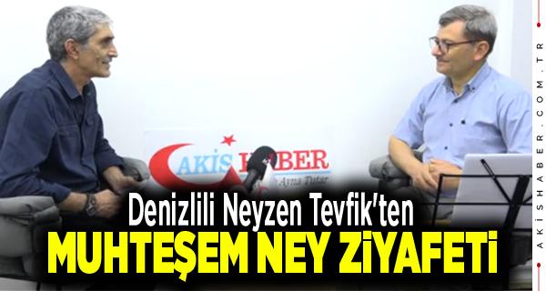 Denizli'nin Az Tanınan Cevheri Akis Haber TV'de