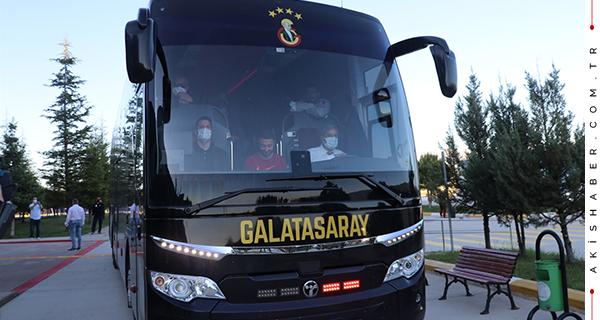Galatasaray KafilesiDenizli'de