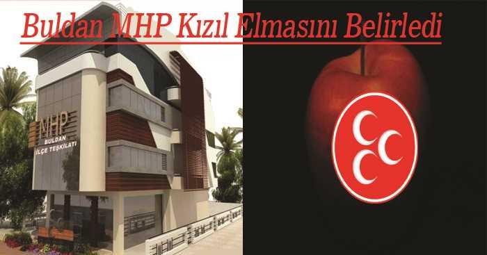 Buldan MHP Kendi İlçe Binasını Alıyor!