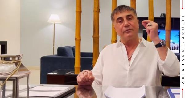 Sedat Peker Yakalandı mı? Video Neden Yayınlanmadı?