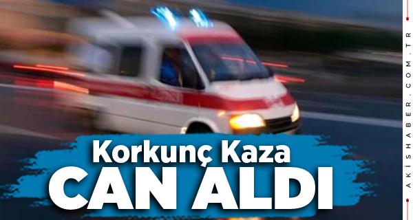 Denizli'de Tırla Motosikletin Çarpışması Felaketle Sonuçlandı
