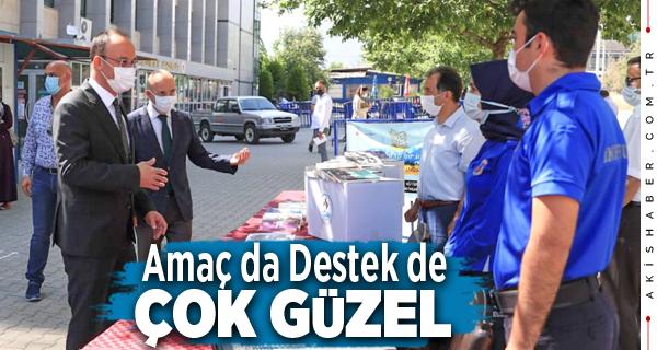 Önemli Kampanyaya Pamukkale Belediyesinden Destek