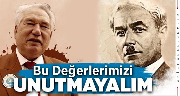 Cengiz Aytmatov  ve Hamdullah Suphi'nin Önemi Nedir?