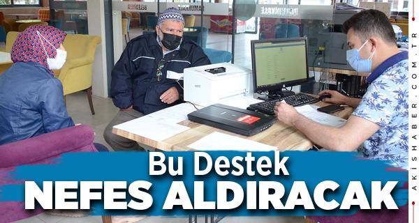 Pamukkale Belediyesi'nin Desteği Esnafı Mutlu Etti