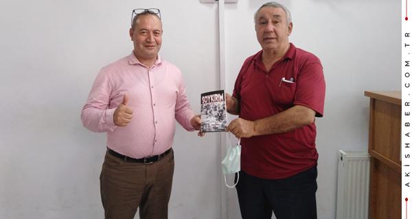 Serdar Ünsal Soykırım Gerçeklerini Bu Kitapta Anlattı