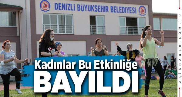 Büyükşehir 5 Ayrı Noktada Açık Hava Sporlarını Başlattı