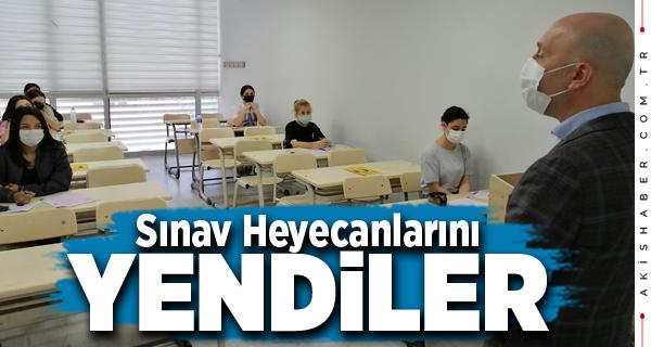 Sarayköy Belediyesi'nden YKS'yi Aratmayan Deneme