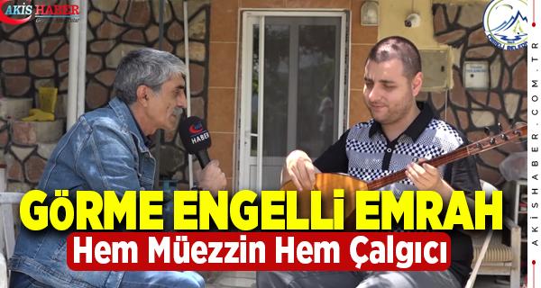 Müezzin Emrah'tan Muhteşem Çameli Türküsü