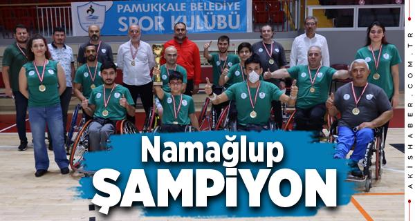 Pamukkale Belediyespor Basketbol Takımından Büyük Başarı