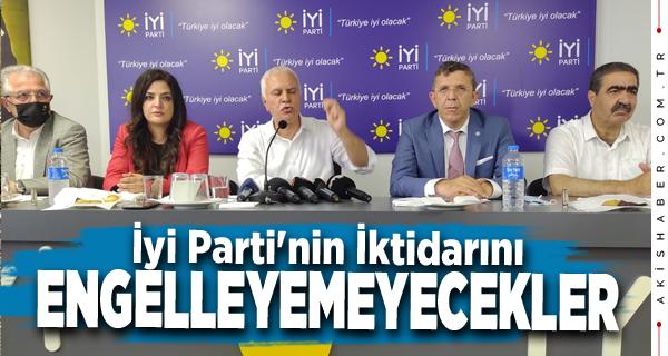 Koray Aydın Denizli'de Hükümeti Topa Tuttu