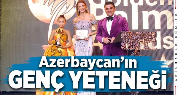 Azerbaycan'ın Çocuk Yıldızı Kamilla Memmedzade