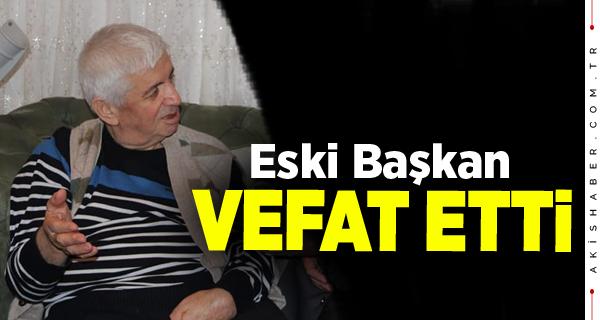 Eski Başkan Turan Bozan Yaşamını Yitirdi.