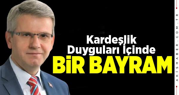 Başkan Şevkan'dan Kurban Bayramı Mesajı