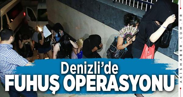 Denizli'de 12 Şahıs Tutuklandı