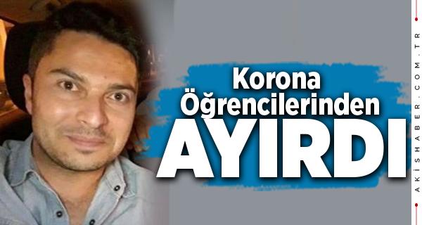 Denizli'de Genç Öğretmen Korona Kurbanı