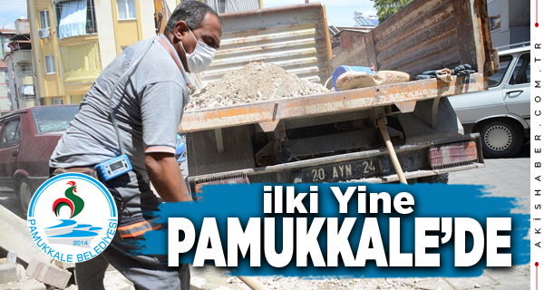 Pamukkale Belediyesi Çalışanlarına İş Hijyeni Ölçü