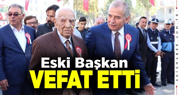 Denizli Belediyesi Eski Başkanı Ali Dartanel Vefat Etti