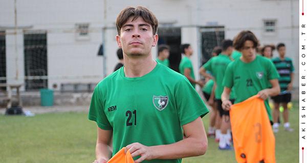 Denizlispor'un U16 Oyuncusuna Milli Takımdan Davet