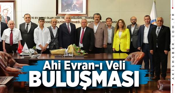 Başkan Zolan Esnaf ve Sanatkarlar Birliğini Ağırladı