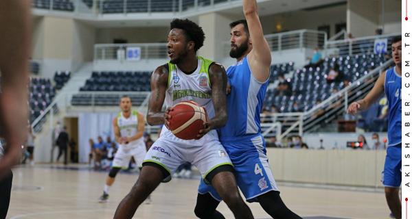 Yukatel Merkezefendi Basket Durdurulamadı