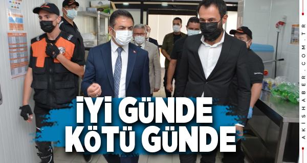 Başkan Erdoğan'dan Üyelere Aralıksız Ziyaret