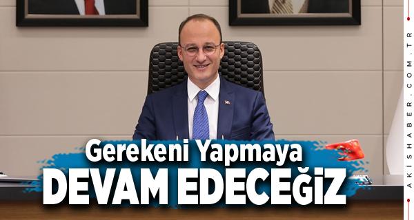 """Başkan Örki: """"Ülkemiz bir turizm cennetidir"""""""