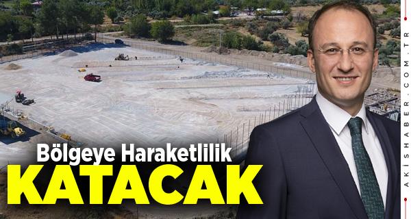 Pamukkale'ye FIFA Standartlarında Futbol Sahası