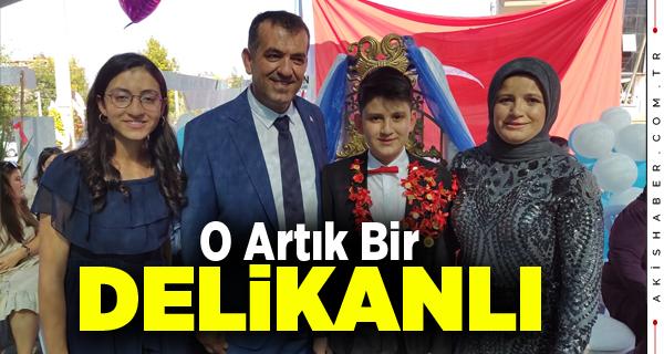 Halil Öztürk oğlu Emirhan'ı muhteşem bir düğünle sünnet ettirdi