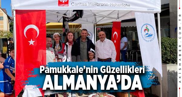 Almanya'nın Kültür Haftasına Türk Standı Damgası
