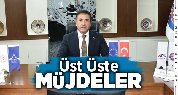 """Başkan Erdoğan: """"Denizli'mizin Gücüne Güç Katacağız"""""""