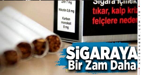 Sigaraya 6 Ekim Zammı! İşte Zam Sonrası Fiyatlar