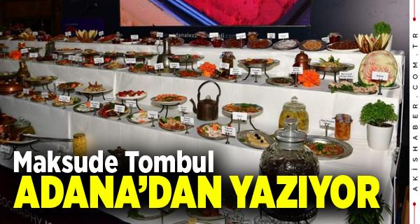 Fotoğraflarla Adana Yemek Festivali