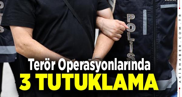 Denizli'de FETÖ ve DHKP/C'ye Operasyon
