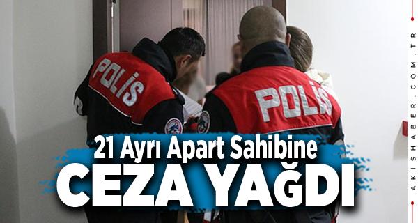 Denizli'de Fuhuş Baskınında 1 Tutuklama