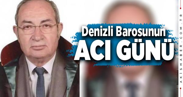 Denizlili Avukat İstanbul'da Vefat Etti