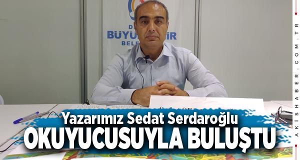 Akis Haber Köşe Yazarımız Serdaroğlu Denizli 4. Kitap Fuarında
