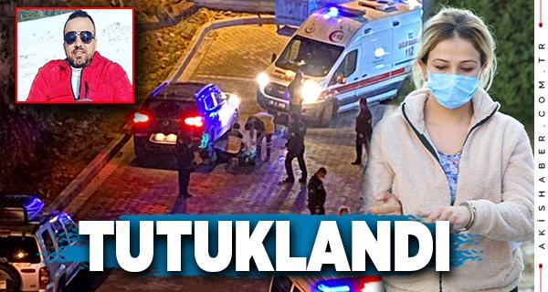 Denizli'de Sevgilisini Ezerek Öldüren Kadın Tutuklandı