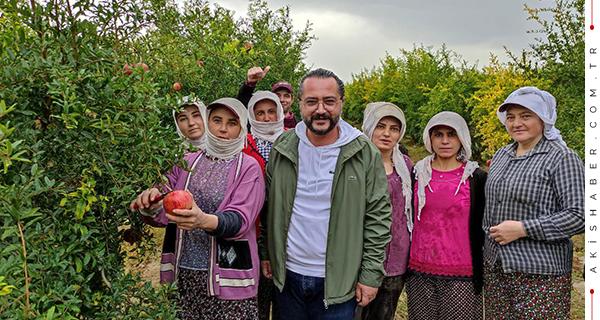 Tarımın En Önemli Yapı Taşlarından Biri de Kadın Çiftçilerdir