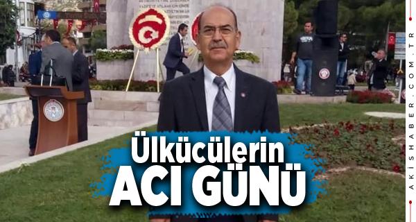 Muğla Türk Ocakları Başkanı Hakk'a Yolcu Oldu