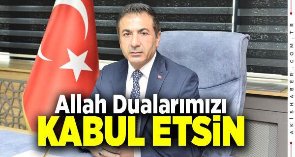 Başkan Erdoğan'dan Kandil Mesajı
