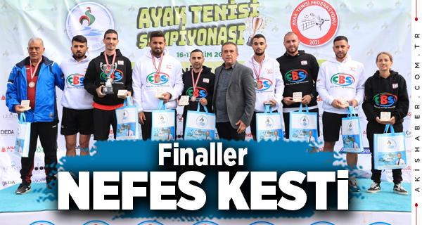 Pamukkale'de Türkiye Şampiyonu Belli Oldu