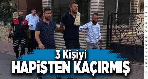 Denizli ve Antalya'da Cezalar Alan Firari Yakalandı